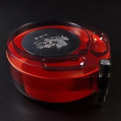 I encyklopedia magnetyczna przynęta ciągnąca dysk silne magnetyczne przynęty umywalka czarny Pit Athletic przynęty danie krzesło wędkarskie pudełko rybackie F|Reflektory|   -