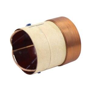 Image 5 - Шуруповерт из стекловолоконного материала, 4 слойная катушка из круглой медной проволоки, 38,5 мм, 8 Ом, басовая звуковая катушка, 2 шт.