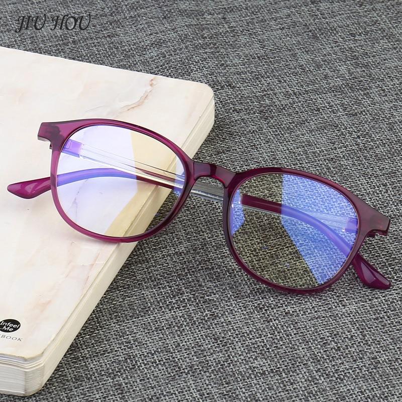 Computer Glasses Anti Blue Rays Gaming Glasses Women Men Blue Light Blocking Lenses Optical Frame Prescription