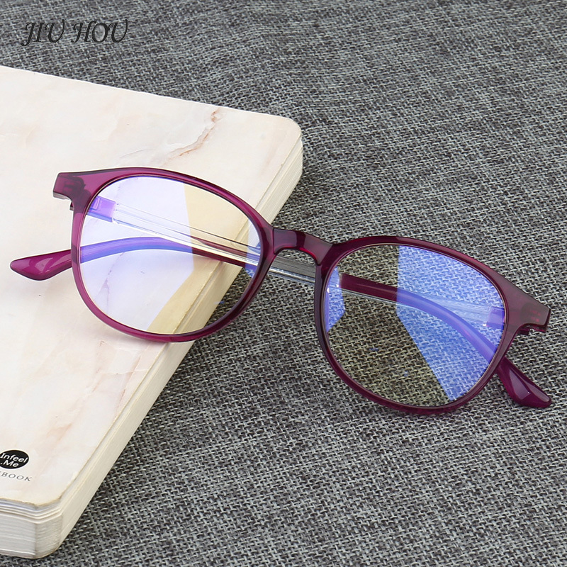 Computer Glasses Anti Blue Rays Gaming Glasses Women Men Blue Light Blocking Lenses Optical Frame Prescription