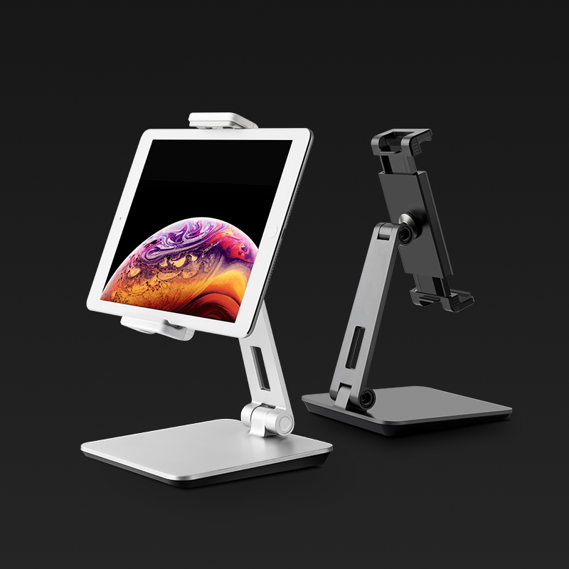 LARICARE Phones and Tablets Stands. Apply to 4.7 to 12 inch Tablets Tablet Stands     - title=