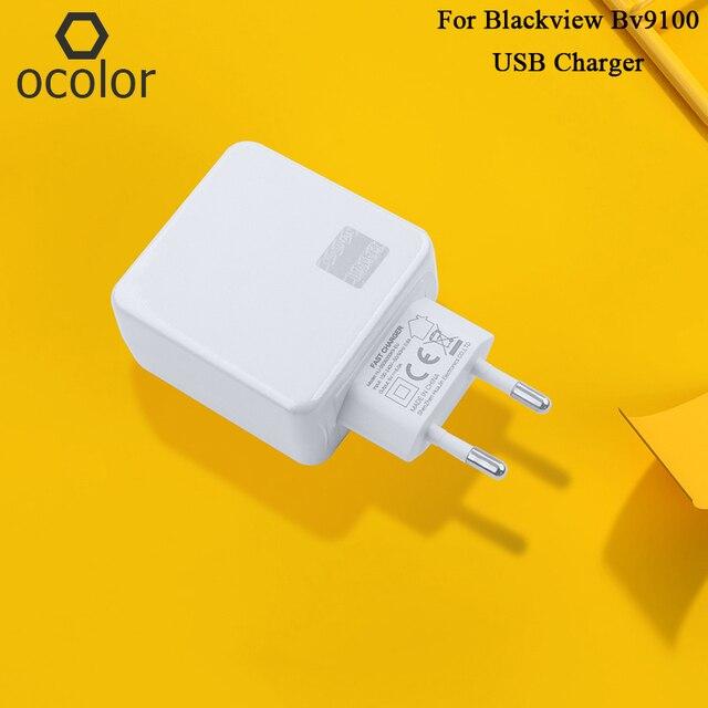 Ocolorためblackview Bv9100 5v 6.0Aアダプタ充電器blackview Bv9100 プラグ 5v 6.0Aためblackview Bv9100 スマートフォン