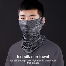 UV Sun Protection Triangle Scarf Outdoor Cycling Neck Gaiter Face Cover Scarves for Ourdoor KOqwez33 Summer Breathable Face Scarf