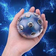 Choque bola de diversão chocante bola de entretenimento bola de choque elétrico complicado eletroman bola brinquedos eletrônicos