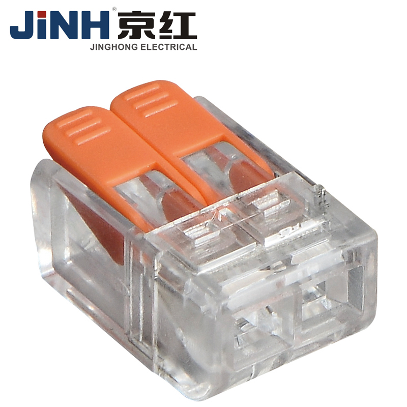 Fast Terminals Block CMK 612/CMK 613 32A Electrical Wire Quick Connector  Wiring Cable Connector