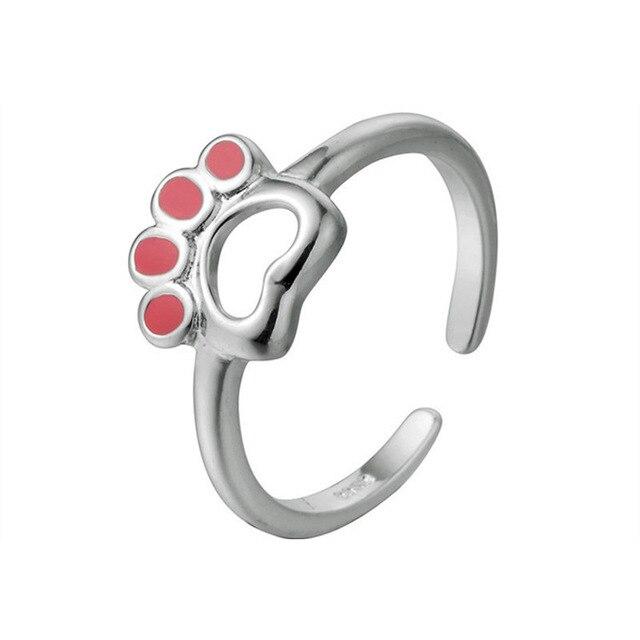 Dog Paw Ring 1