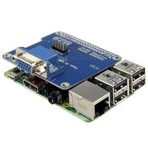 Raspberry Pi B +/2B выделенная Плата расширения Vga совместима с Raspberry Pi Vga Shield V2.0 Плата расширения