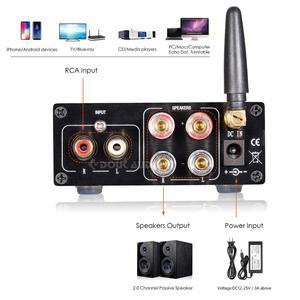 Image 4 - Nobsound Mini TPA3116 Digital Audio Amplifier HiFi Bluetooth 5.0 Class D Stereo Power Amp 100W*2
