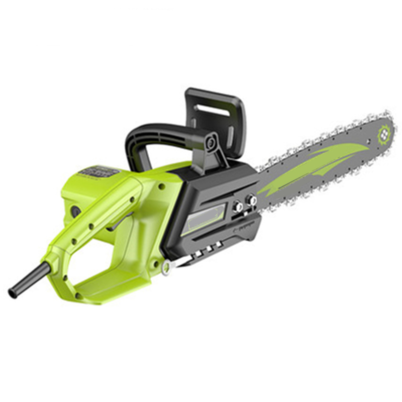 Chainsaw logging saw household small handheld electric chain saw cutting saw portable chainsaw chain electric saw