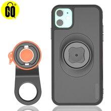 2020 Mới Xe Đạp Giá Đỡ Điện Thoại Dành Cho iPhone 11 Pro XsMax X 8 7 Tay Lái Xe Đạp Gắn Giá Đỡ Điện Thoại với Ốp Lưng Chống Sốc
