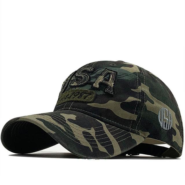 Gorra de béisbol bordada, Casual novedad de 2020