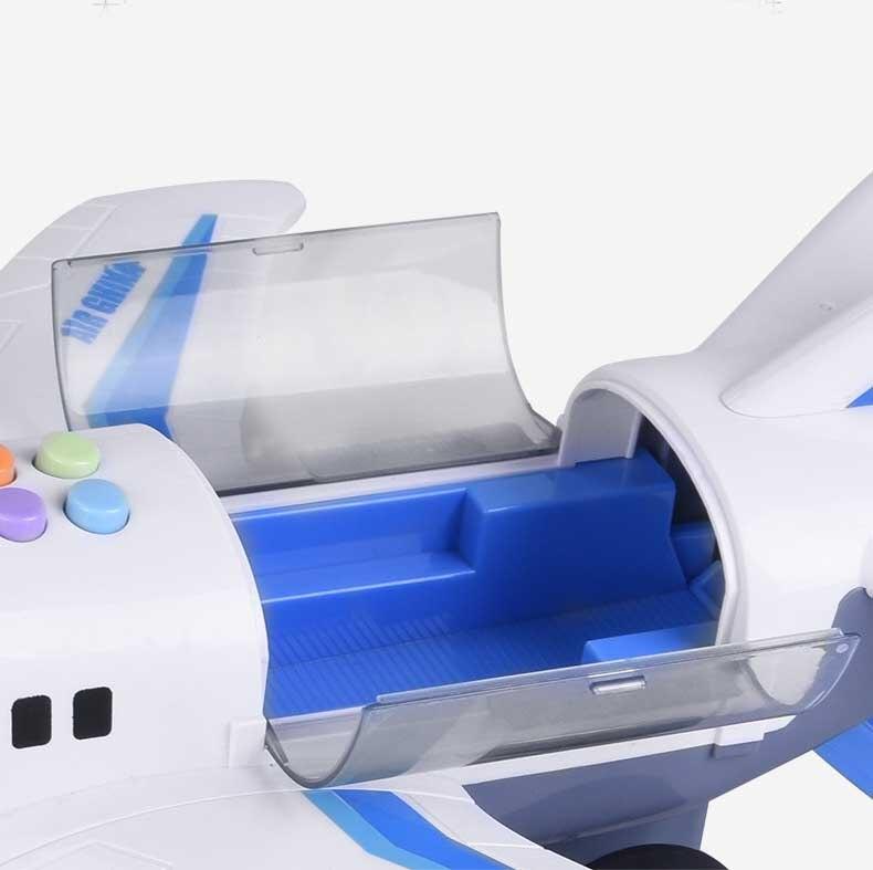 Passageiros de Aviões de Brinquedo Com Música