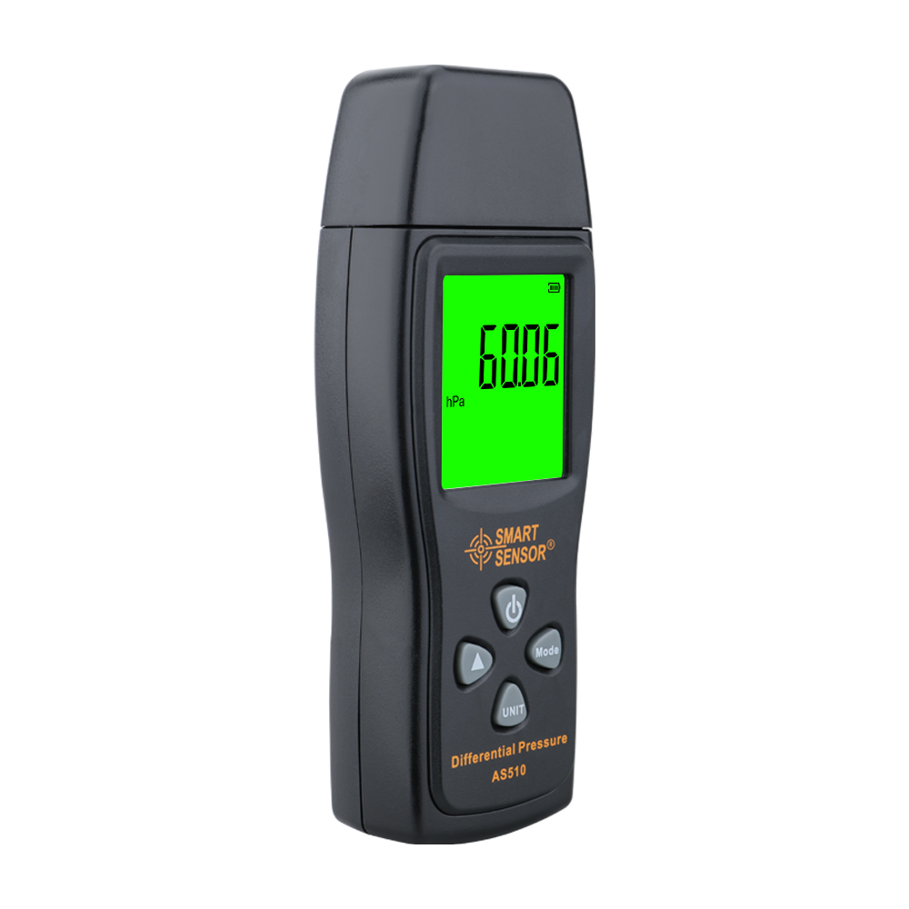 H2O 15 100 Vacuum Pressure Meter In Digital 45 Digital Gauge 0 Manometer HPa Air 0 Differential Negative Meter Pressure Pressure