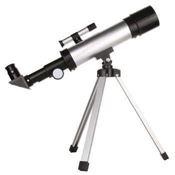 Outdoor Telescope Toy Educational Travel Refractor Astronomical Telescope Spotting Scope With Portable Tripod For Kids Beginners
