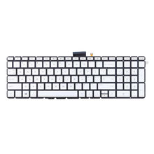 Для hp Pavilion 15-BS 15Q-BD 17G-BR Клавиатура для ноутбука США раскладка частей с серебряной подсветкой