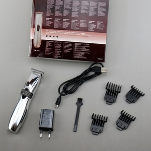 Image 5 - Pro Li hair trimmer beard trimer electric cutter hair cutting machine haircut compatible for andis professional barber cordless