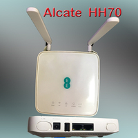 Unlocked Alcatel HH70vb EE 4G 300mbps LTE Cat7 Alcatel LinkHub HH70 cpe AC wifi home hub router 4g rj45 mobile 4g wifi router