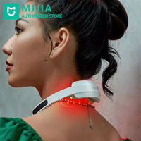Xiaomi PGG Pulse Neck Massager Electric Wearable Devices Body Shoulder Massager Muscle Stimulator For Relax Neck Pain Relief