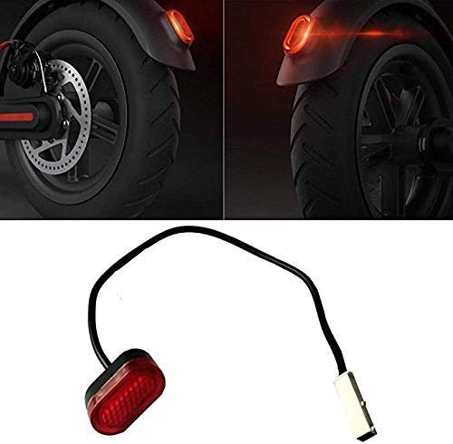 Rear Tail Light Lamp For Xiaomi M365 Electric Scooter Replacement Part Accessory