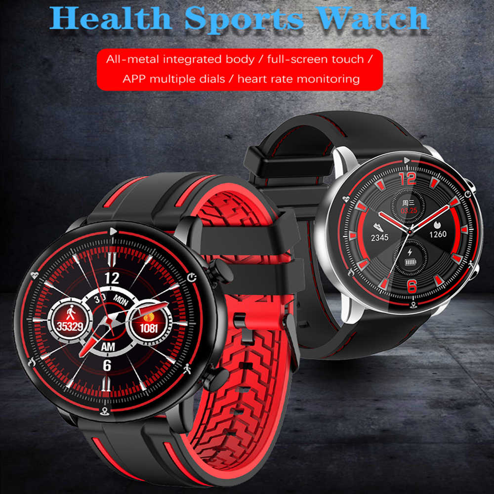 Q83 Smart Horloge IP68 Mannen Business Horloge Fitness Tracker Bloeddrukmeter Waterdichte Sport Bluetooth Smart Horloge