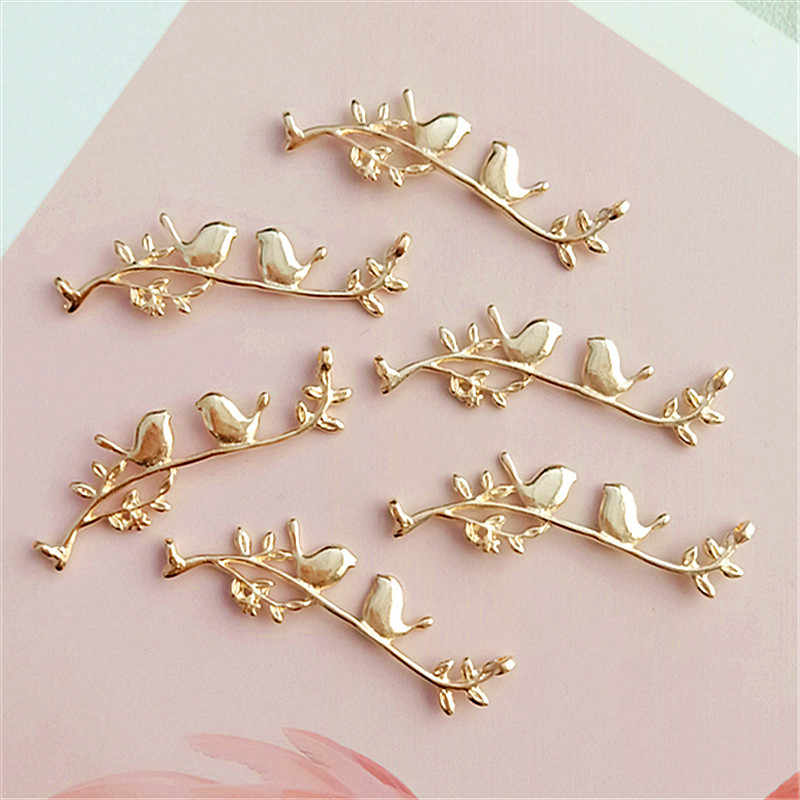 10pcslot Handbag Bag  Gold Rhinestone Alloy Cabochons Flatback Buttons Decoration Jewelry AccessoriesJewelry Supplies Finding