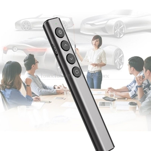 Image 5 - N35 Wireless Presenter Pointer RF 2.4GHz USB Remote Control PPT Slide Flip Pen D10 19 Dropship