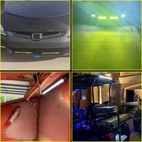 12v 24v led light bar car workligh
