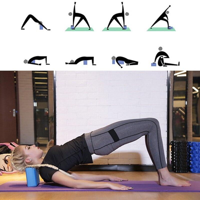Blocos de ioga