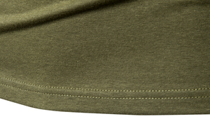 Image 5 - Nuovo Codice Europeo 2019 Autunno Risvolto di Polo a maniche lunghe Camicia di Alta Qualità Vento Militare Tasca Decorativo Camicia
