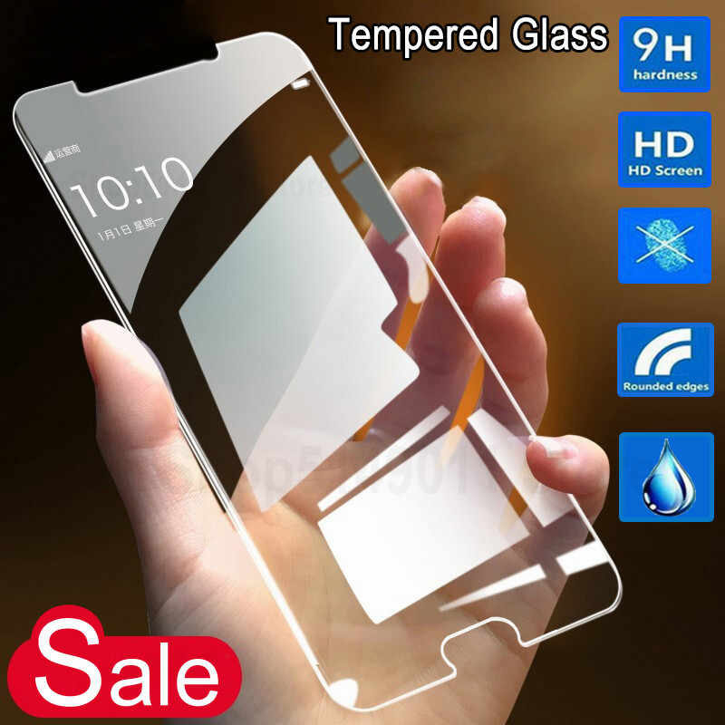 Tempered Glass on the For Samsung Galaxy S6 S7 A3 A5 A7 2017 J3 J5 J7 2016 2017 Version Screen Protector Glass Protective Film