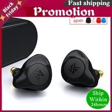 S2 1ba+1dd Tws Wireless Bluetooth 5.0 Earphones Aac Touch Control Earphones Hybrid Earbud Headset Noise Sport S1 Z1 Z3 E10
