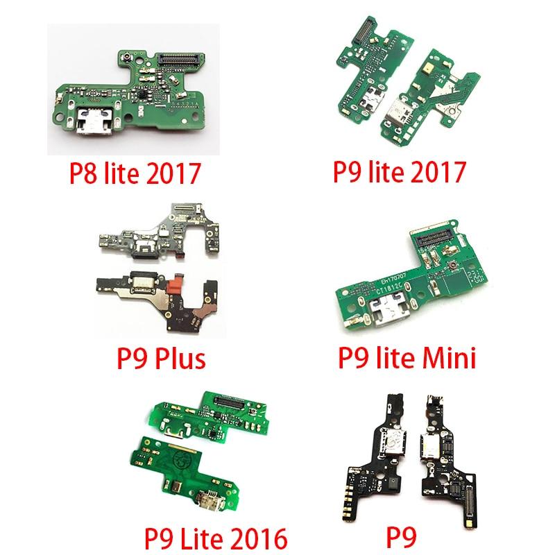 USB Charger Charging Dock Port Connector Flex Cable For Huawei P10 Plus P20 Pro P30 P9 P8 Lite 2017 Mini