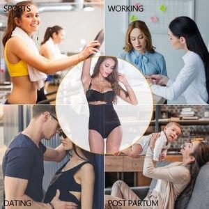 Image 5 - Frauen Kolben heber Shaping Panty Hohe Taille Trainer Körper Former Nahtlose Slip Firm Bauch Steuer Höschen Abnehmen Unterwäsche