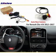Автомобильная парковочная камера для renault clio 4 iv 2012