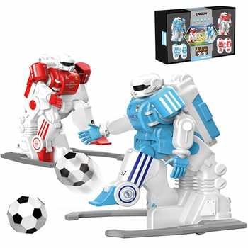 Intelligent Remote Control Combat Robot for Football/Soccer Battle with Gesture Sensing Function