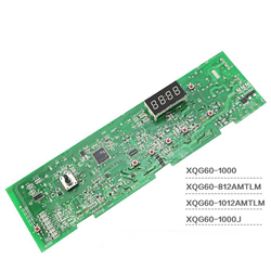 Replacement Computer Board PCB for Haier Drum Washing Machine 0021800015A XQG60-1000 / 1000J / 812AMTLM / 1012AMTLM