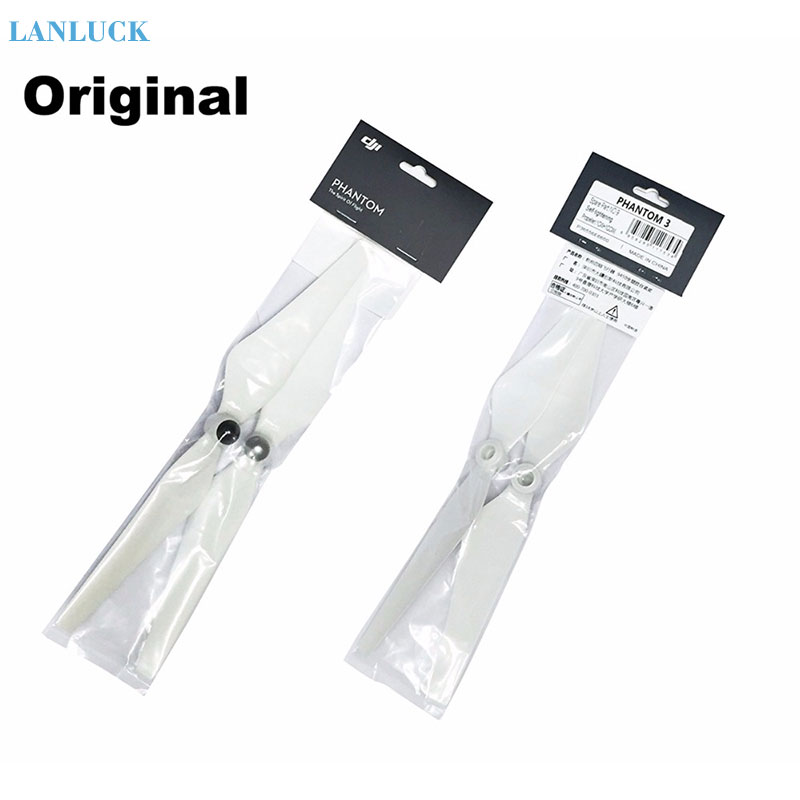4pcs Original Propeller 9450 Self-Locking Props For DJI Phantom 2 3 Self Tightening Props Blade Spare Parts Wing Fan Accessories