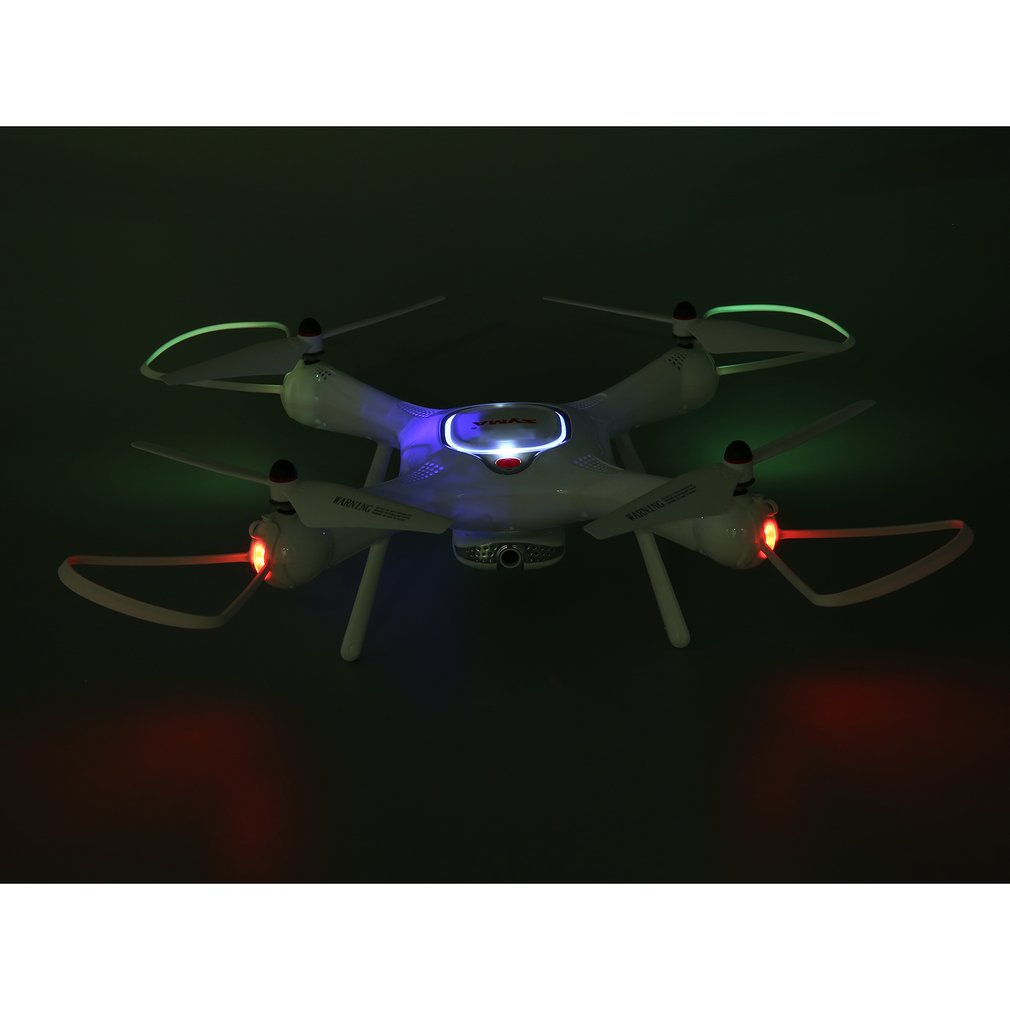 Syma X25 PRO 2,4G GPS FPV RC Дрон Квадрокоптер 720P HD Wifi регулируемая камера удержание высоты Вертолет модель игрушки детские подарки - 5