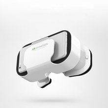 Vr-Glasses iPhone Virtual-Reality Vr-Shinecon Vr-Headset 3D for XS 11pro/mi10 G5