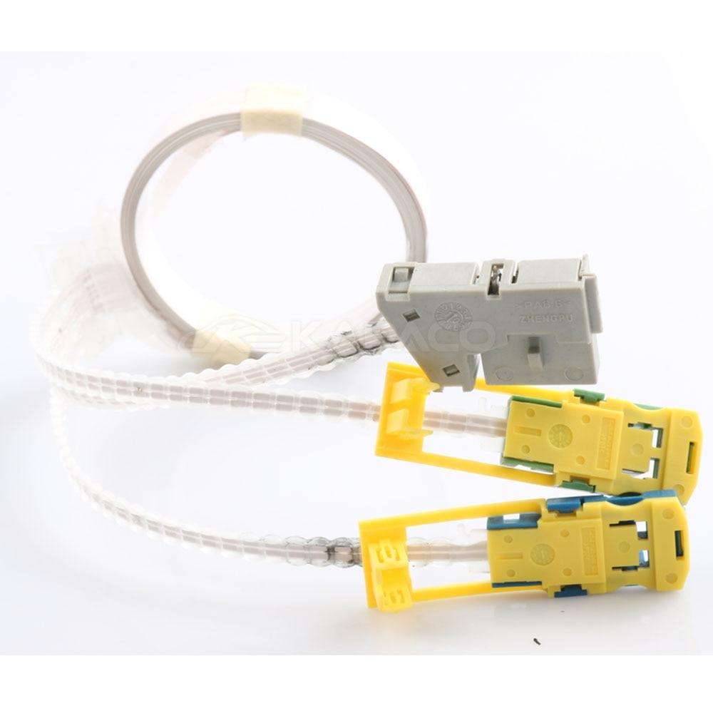 Connector replacement cable 6462C6  96605656XT 96605637XT for Peugeot 206 307 406 Citroen C5 C8 Xsara C Break Renault Com 2000|Coils  Modules & Pick-Ups| |  - title=