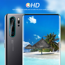 Lens Film Protector For Huawei P20 P30 Lite Pro Y9 Y6 Prime 2018 2019 Camera Protective Tempered Glass For Honor 7A 7C 20 9 Lite(China)