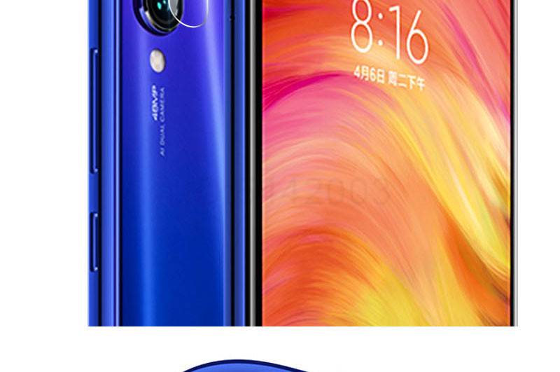 2 in 1 Tempered Glass Camera Lens Protector For Redmi And Xiaomi Glass Film 11