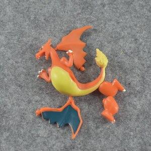 Image 4 - 8cm X Y Evolution Groep Mewtwo Charizard Venus Anime Actie Toy Figures Collection Model Speelgoed Auto Decoratie Speelgoed Pks