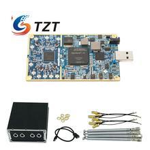 Tzt original limesdr/limesdr mini placa de desenvolvimento de rádio software largura de banda 61.44mhz