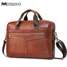 New Genuine Leather Briefcases Messenger Bag Man Laptop Bag Casual Men Shoulder Bags Bolsa Masculina Bandolera Hombre Sac Homme 2018 new men canvas casual bag multi purpose fashion handbags office single shoulder bags men s messenger bag bolsa masculina