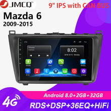 Android 8.1 2DIN 2G+32G Car Head Unit Radio Audio GPS Multimedia Player For Mazda 6 Rui wing 2009-2015 Navigation GPS 2 din dvd