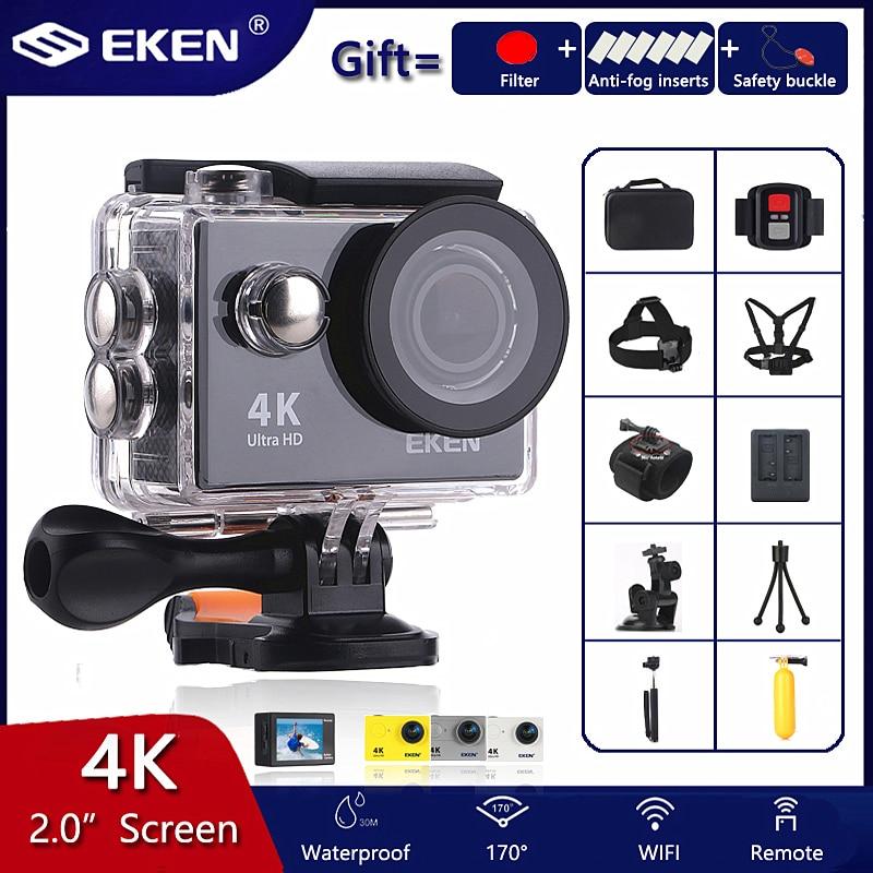 Original EKEN H9 / H9R Action Camera Ultra HD 4K / 30fps WiFi 2.0 1