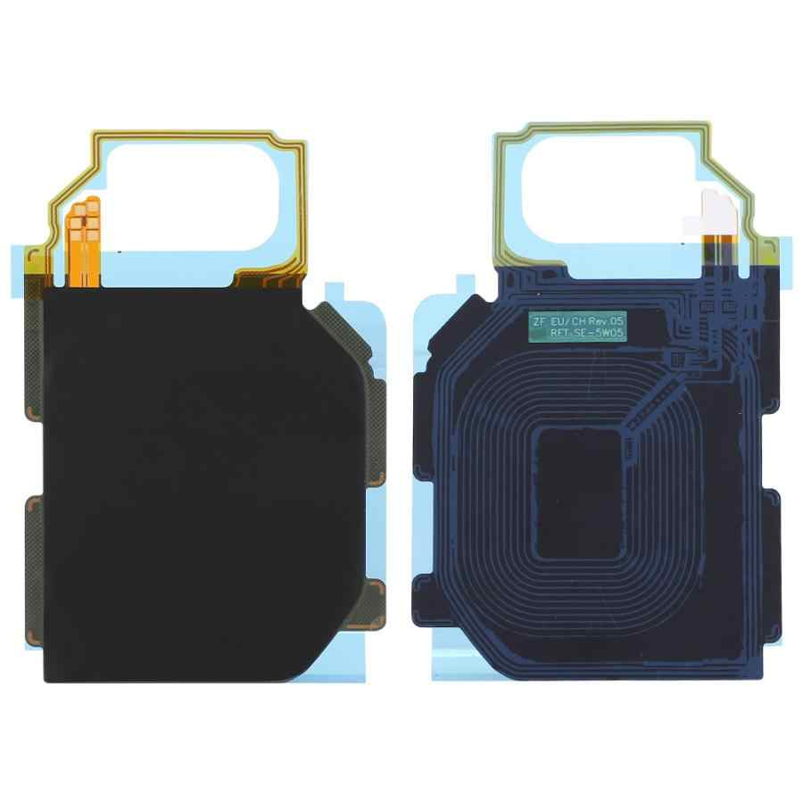 Sạc Không Dây Chip NFC Cuộn Dây Anten Cáp Mềm Cho Samsung S6 G920F/A/T/V/P dây Nguồn Flex Cable