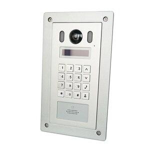 Image 4 - DH VTO6221E P PoE(802.3af) IP מתכת Apartmen פעמון, דלת טלפון, פעמון, IP וידאו אינטרקום, שיחת טלפון app,SIP הקושחה