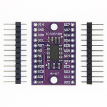 10 個 CJMCU 9548 TCA9548 TCA9548A 1 に 8 I2C 8 双方向多チャネル拡張ボード IIC モジュール開発ボード